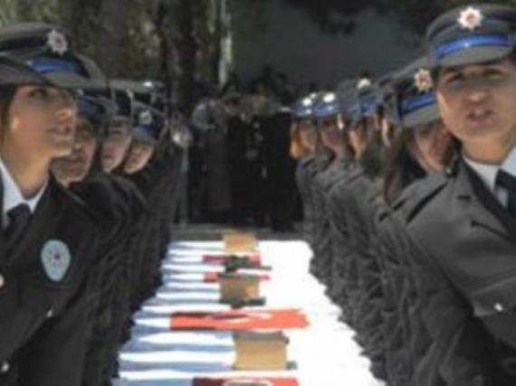 Polis olmak isteyen kadınlara boy müjdesi!