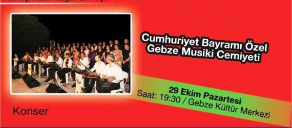 GKM'de musiki zamanı!