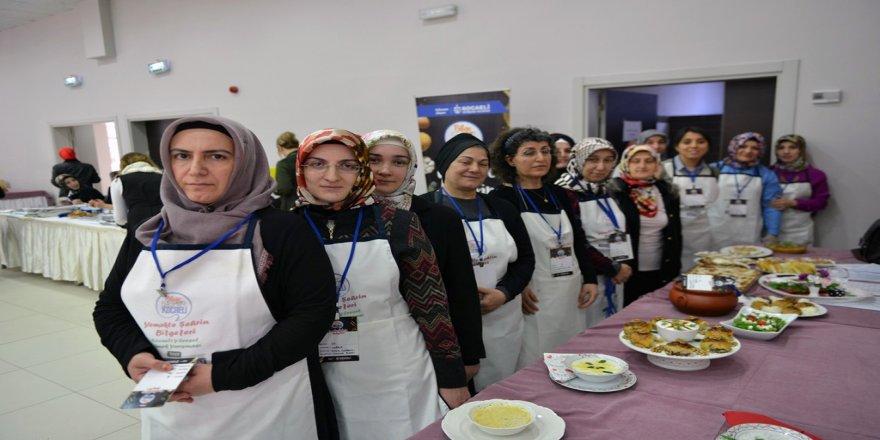 Kocaeli Yöresel Yemek Festivaline sayılı günler kaldı