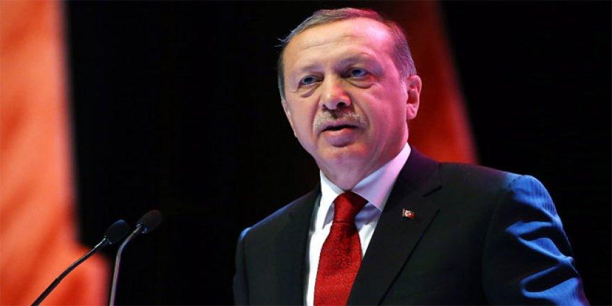 Cumhurbaşkanı Erdoğan'dan Ermeni Patrikhanesine mesaj