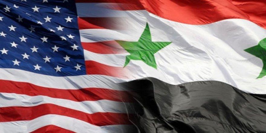 ABD, Suriye'ye yaptırım uygulayacak