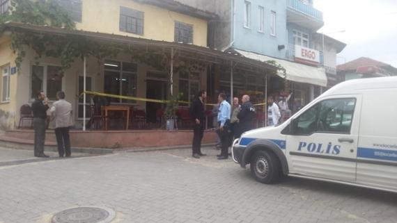 Kahvehanede silahlı kavga: 2 yaralı!