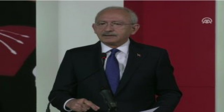 Kılıçdaroğlu PM öncesi konuştu: Susmayacağız