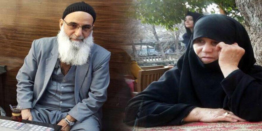 35 Yıllık karısı mezara kendisi hapse girdi