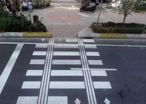 Cumhuriyet Caddesi artık daha güvenli!