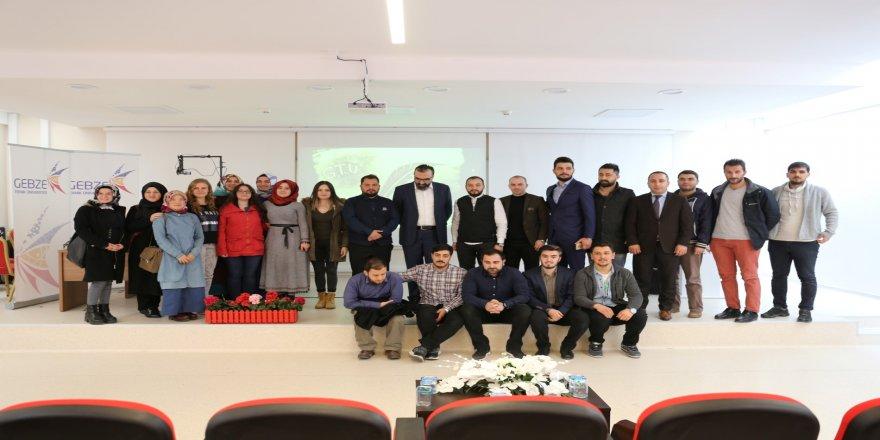GTÜ'de 'Kutlu Doğum Haftası' kutlandı