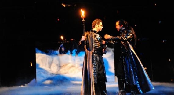 Şehir tiyatroları Kral Lear ile merhaba dedi
