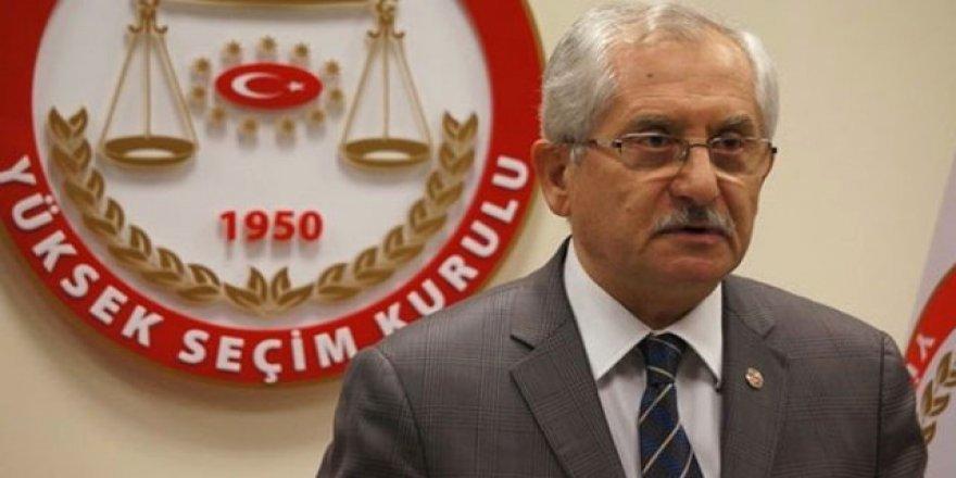 YSK Başkanı Sadi Güven Referandumun Kesin Sonuçlarını Açıkladı