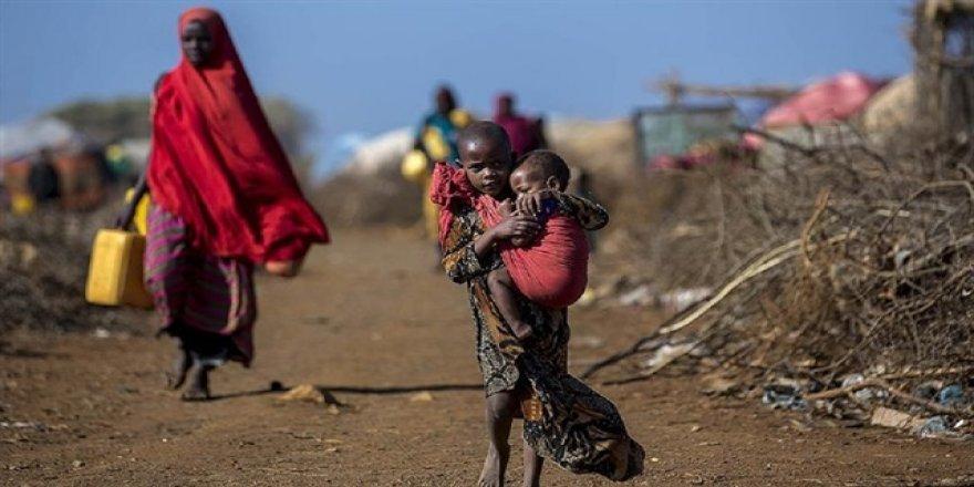 Etiyopya'da insani kriz yaşanıyor
