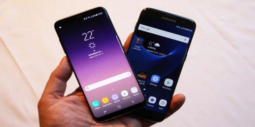 Samsung Galaxy S8'de şok gelişme!