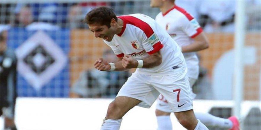 Halil Altıntop'tan altın goller