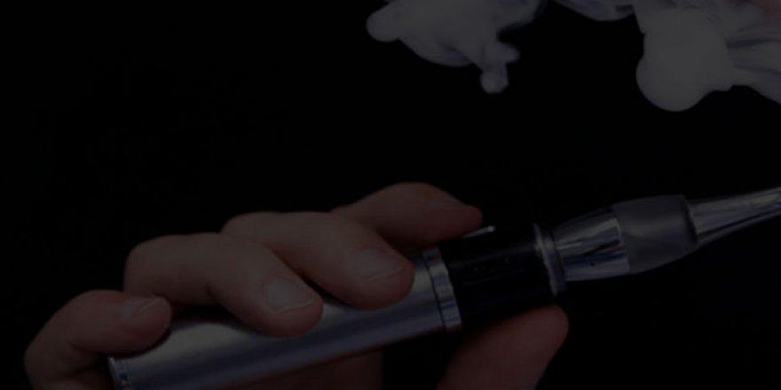 Elektronik sigara kullananlara kötü haber!