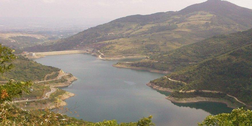 Yuvacık Barajı maksimum seviyede