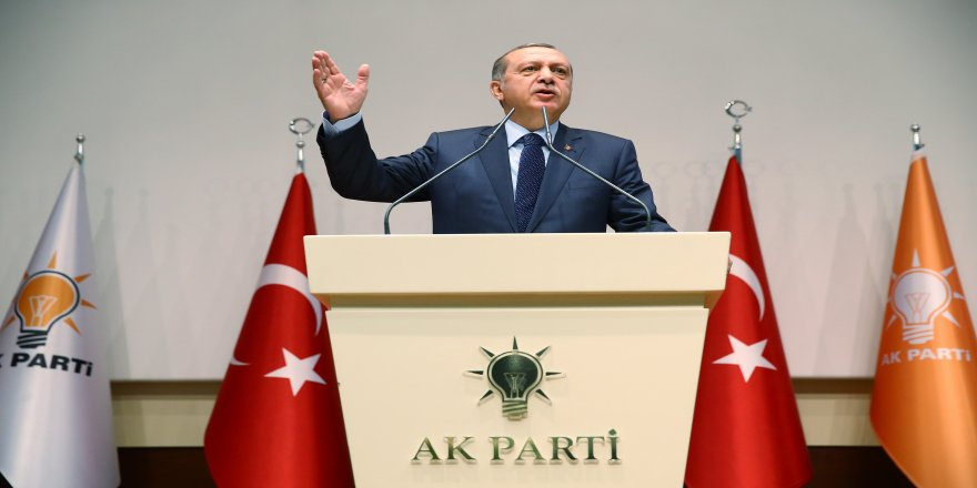 """Cumhurbaşkanı Erdoğan: """"PYD-YPG'nin Suriye'deki heveslerini kursaklarında bırakacağız"""""""