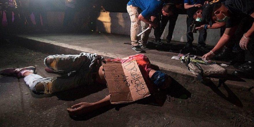 """Filipinler'de binlerce """"faili meçhul"""" cinayet yaşanıyor"""