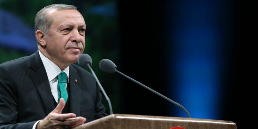 Cumhurbaşkanı Erdoğan'dan Deniz Baykal'a sert cevap