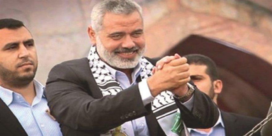 Hamas liderini seçti