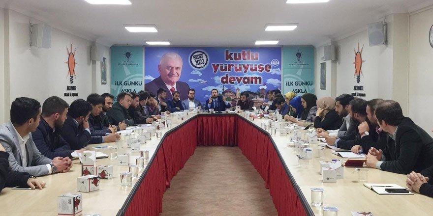 AK Parti'li gençler yine birinci