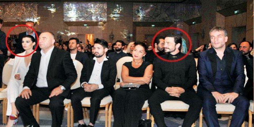 Ahmet Kural eski nişanlısıyla pişti oldu