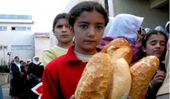 Yeni açlık ve yoksulluk sınırı açıklandı