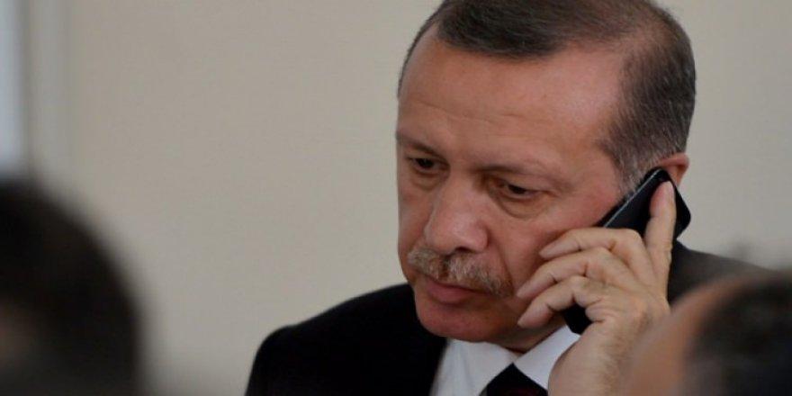 Erdoğan'dan İbrahim Erkal'ın ailesine telefon
