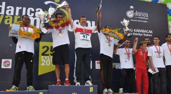 Yarı maraton heyecanı başlıyor!