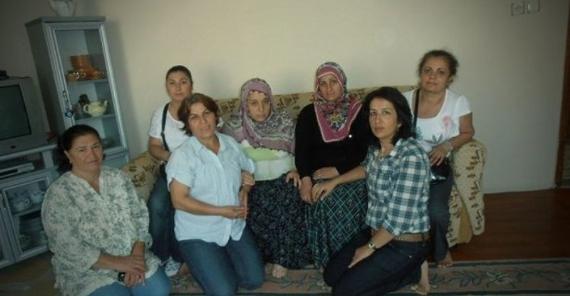 CHP'den şehit ailesine ziyaret!