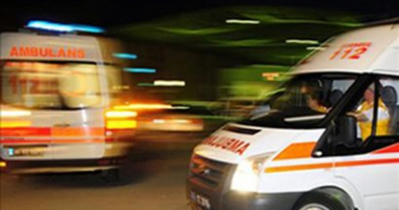 Çayırova'da korkunç kaza!