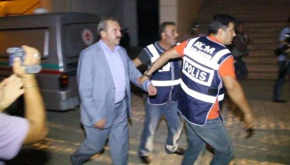 Edremit Belediye Başkanı tutuklandı!