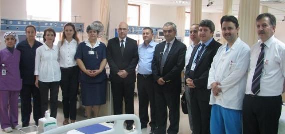 Fatih Devlet'te önemli sağlık hizmeti!