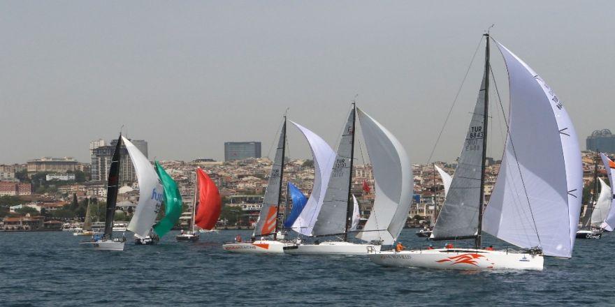 Turkcell Platinum Bosphorus Cup'ı 'Orient Express Vı' Kazandı