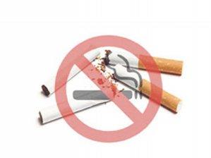 Sigarayla mücadelede önemli adım!