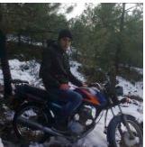 Ölüm motorsikletle yakaladı!