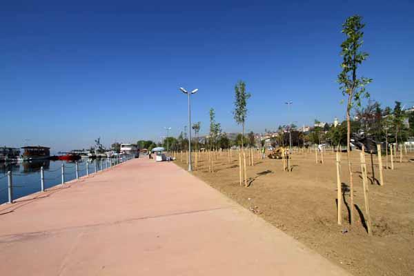 Marina'nın çehresi değişiyor!
