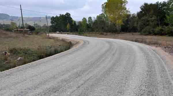 Derince Sarıhaliller Köyü'ne asfalt!