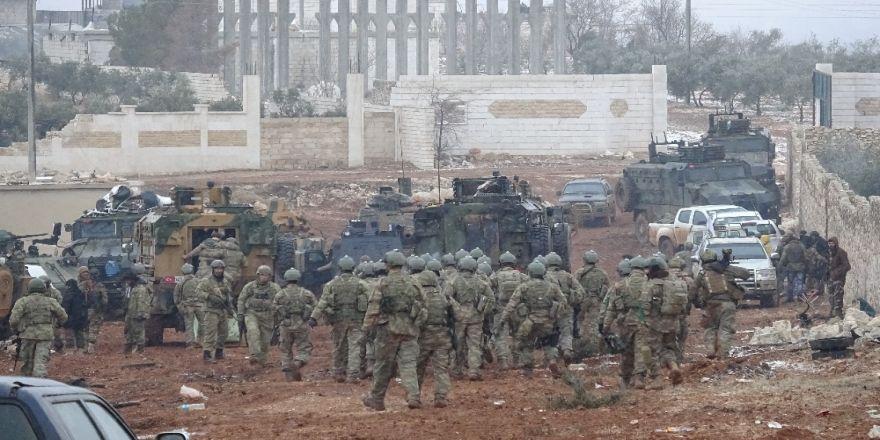 Tsk: Azez'de Bomba Yüklü Motosiklet Patladı, 3 Yaralı