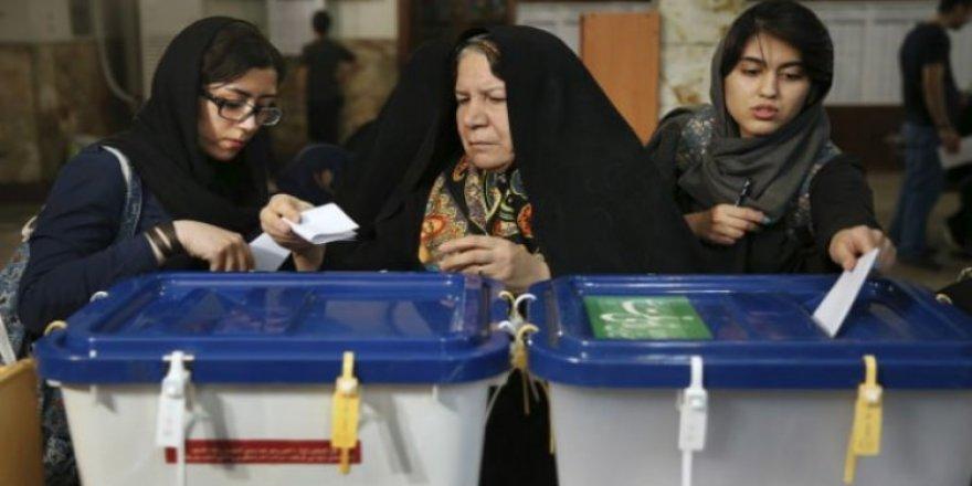 İran sandık başında!