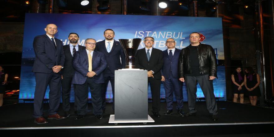 Dünya Basketbol Camiası Tbf'nin Düzenlediği Davette Buluştu