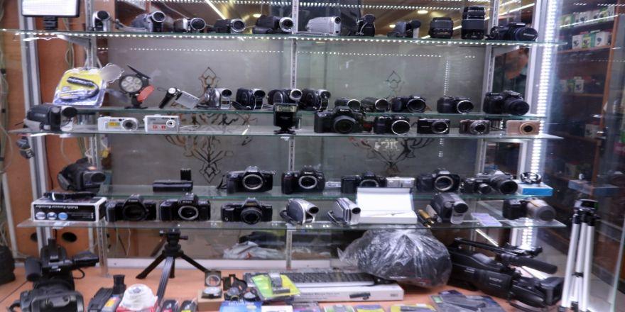 Akıllı telefonlar fotoğraf makinesi piyasasını bitiriyor