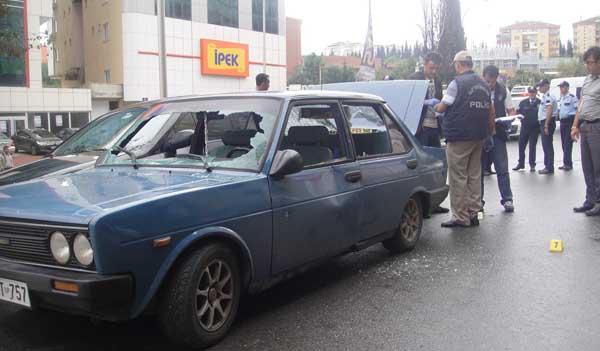 Gebze'de silahlı çatışma çıktı!