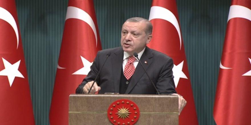 Erdoğan 81 İlden Gelen Gençleri Kabul Etti
