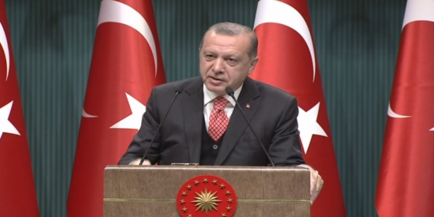 Erdoğan'dan Fetö İle Mücadelede Kararlılık Mesajı