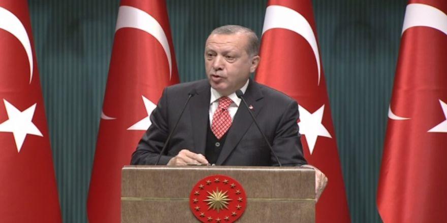 Erdoğan Açıkladı: Darbe Girişimine Bundan Dolayı Girdiler