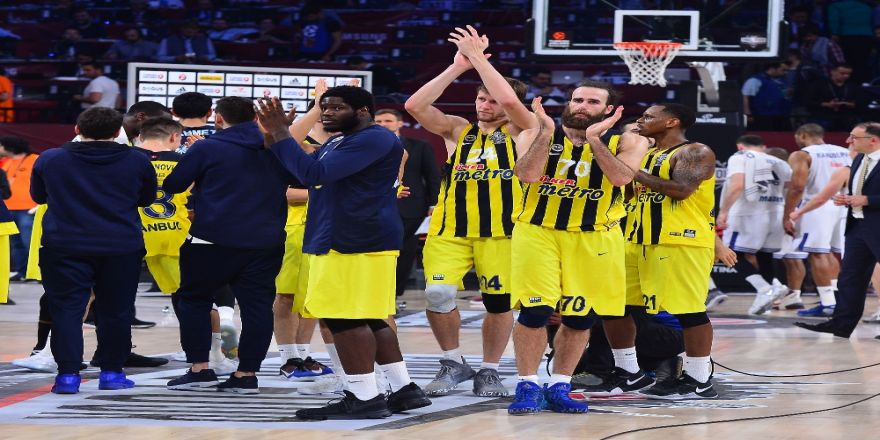 Fenerbahçe Üst Üste 2. Kez Finalde