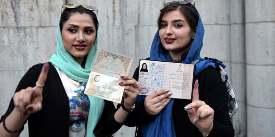 İran Seçimlerinde Sonuç Belli Oldu 'Diplomatik Şeyh' Cumhurbaşkanı