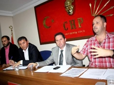 CHP'de Çalıştay heyecanı!