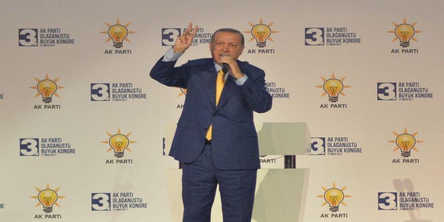 Erdoğan: Ohal'i Ülkemizin Huzuru İçin Uzattık