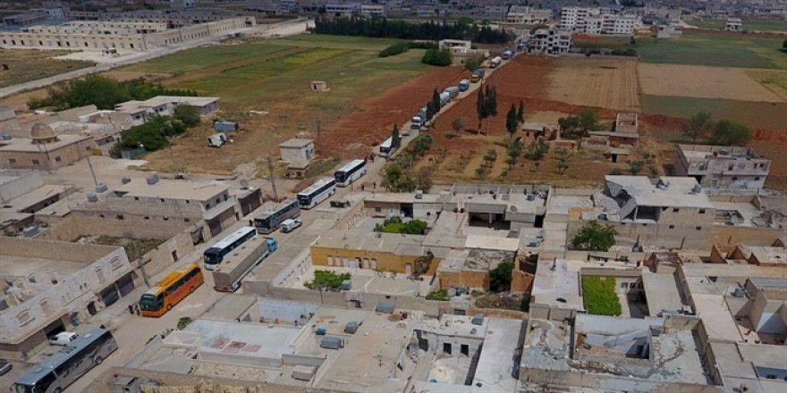 Humus'un merkezi rejimin eline geçti