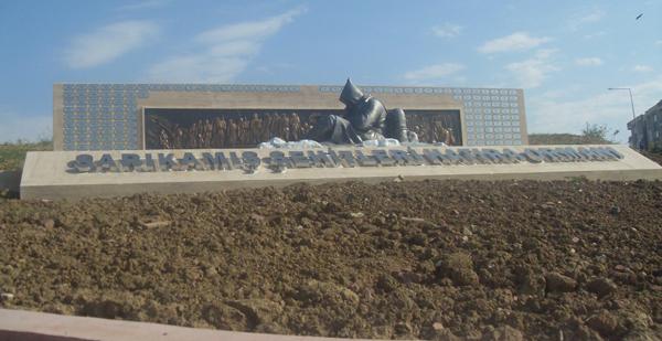 Sarıkamış Şehitleri Anıtı Ekim'de açılacak!