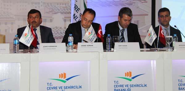 Karabacak Van'da kentsel dönüşümü anlattı!